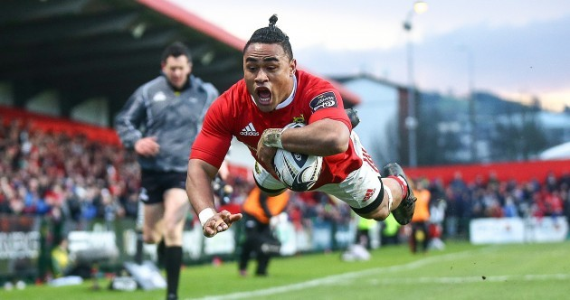 Saili scores first Munster try but Ospreys come from behind to win in Cork