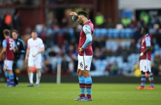 Aston Villa's Joleon Lescott claims controversial tweet was 'totally accidental'