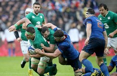 France v Ireland coughed up just one player for our Six Nations Team of the Week
