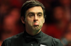 Ronnie O'Sullivan hit a 146 today because the 147 prize fund was 'too cheap'