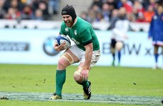 O'Brien ruled out of England clash but Sexton 'feeling a lot better'