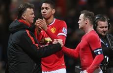 Blame the players, not Van Gaal – Rooney