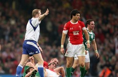 Surprisingly enough, Wayne Barnes' favourite Six Nations moment is the exact same as yours