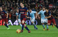 'Real Madrid would never get away with Messi trick penalty'