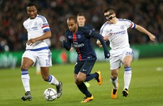 As it happened: Paris Saint-Germain v Chelsea, Champions League last 16