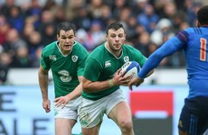 IRFU confirm Robbie Henshaw's move from Connacht to Leinster