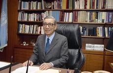 Former UN Secretary General Boutros Boutros-Ghali has died