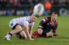'One of the most talented players I've ever worked with': Olding commits to Ulster until 2019