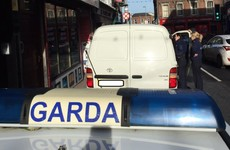 Driver taken to court after gardaí found bench warrant while checking van parked on footpath