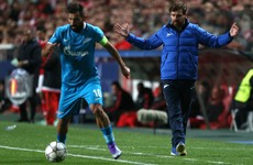 Heartbreak for AVB on Portugal return as Benfica claim last-minute win