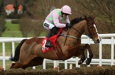 Faugheen is OUT of the Cheltenham festival