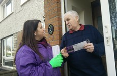 What's it like to be a first-time candidate? We went canvassing to find out