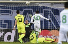 Sting in the tail for Wolfsburg after über-cool Draxler brace tilts tie their way