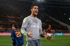 Cristiano Ronaldo silences critics as Real Madrid take big step towards quarter-finals