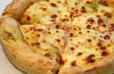 Domino's garlic pizza bread is a gift from the takeaway gods
