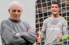 He once called him a 'cod' but now Eamon Dunphy salutes the great Ronaldo