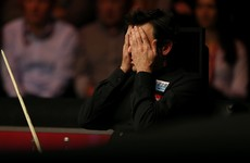Bored O'Sullivan suggests an 'adult crèche' could help between matches