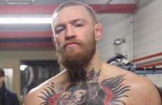 Conor McGregor dismisses rumours of a UFC rift as 'horses**t'