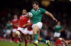 Payne to paper – Jared signs new two-year IRFU contract