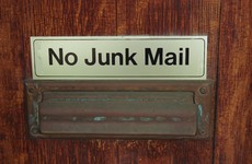 The Burning Question*: Do those 'No Junk Mail' signs apply to election leaflets?