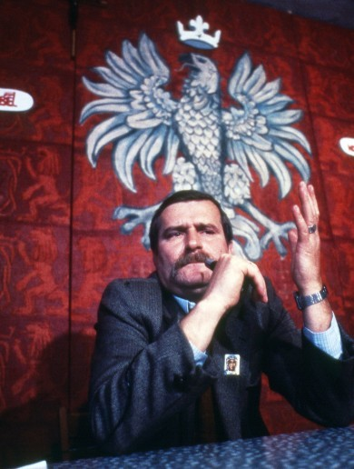 Was Polish anti-Communist hero Lech Walesa secretly a Communist informant?