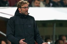 Liverpool must attack in second leg – Klopp