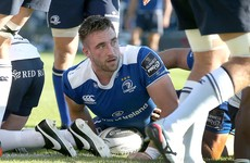 Conan back from injury and Kearney handed debut as Leinster make 8 changes for Cardiff trip
