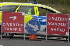 Man killed after two trucks crashed with car in Mayo