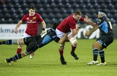 Munster come up short after terrible start against Glasgow Warriors