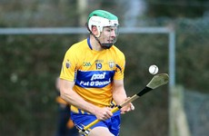 2015 minor Shanagher to make first league start for Clare as Banner make 3 changes