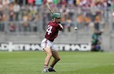 Galway All-Ireland winner Niland hits 0-12 as Athenry win Connacht senior hurling title