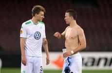 Bendtner fined by Wolfsburg over Mercedes Instagram photo