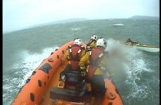 Crosshaven RNLI called to rescue struggling kayakers