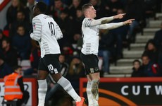 McCarthy's blushes spared as Barkley and Lukaku fire Everton into FA Cup quarters