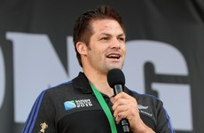 Richie McCaw lends his support to calls for New Zealand to change its flag