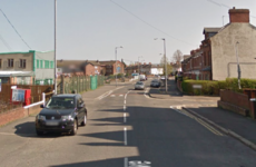 Man attacked by 10 youths and struck with hammer