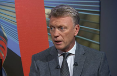 'I don't think Man United should become a sacking club' - Moyes backs LVG