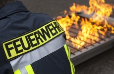 Onlookers cheer fire at migrant accommodation in Germany, say police