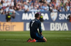 Ronaldo penalty miss proves costly as Real Madrid held to draw