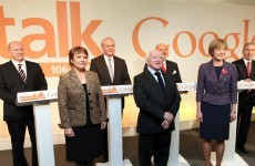 The Newstalk-Google presidential debate, as it happened