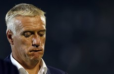 Didier Deschamps embarrassed on TV after scouting Senegal defender for France