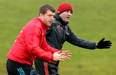 Munster look to Director of Rugby model with Foley set to stay on