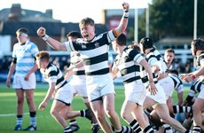 Nine tries shared out as Belvedere see off Blackrock in Leinster schools rugby classic