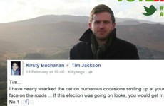 This Donegal election candidate has agreed to go on a date with a voter