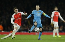 As it happened: Arsenal v Barcelona, Champions League last-16