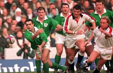 QUIZ: Can you recognise these players from Ireland-England 90s rugby games?
