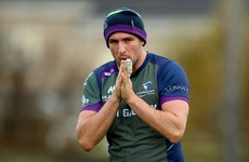 Connacht centre McSharry advised to sit out rest of season after concussion