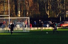 Collingwood Cup holders UCC sent packing by Maynooth after penalty shootout