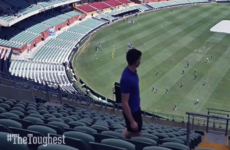 Here's the trailer for Tipperary's Brendan Maher's cricket training in Oz