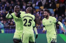 Toure's brilliant strike caps wonderful City display as they take huge stride towards last-eight